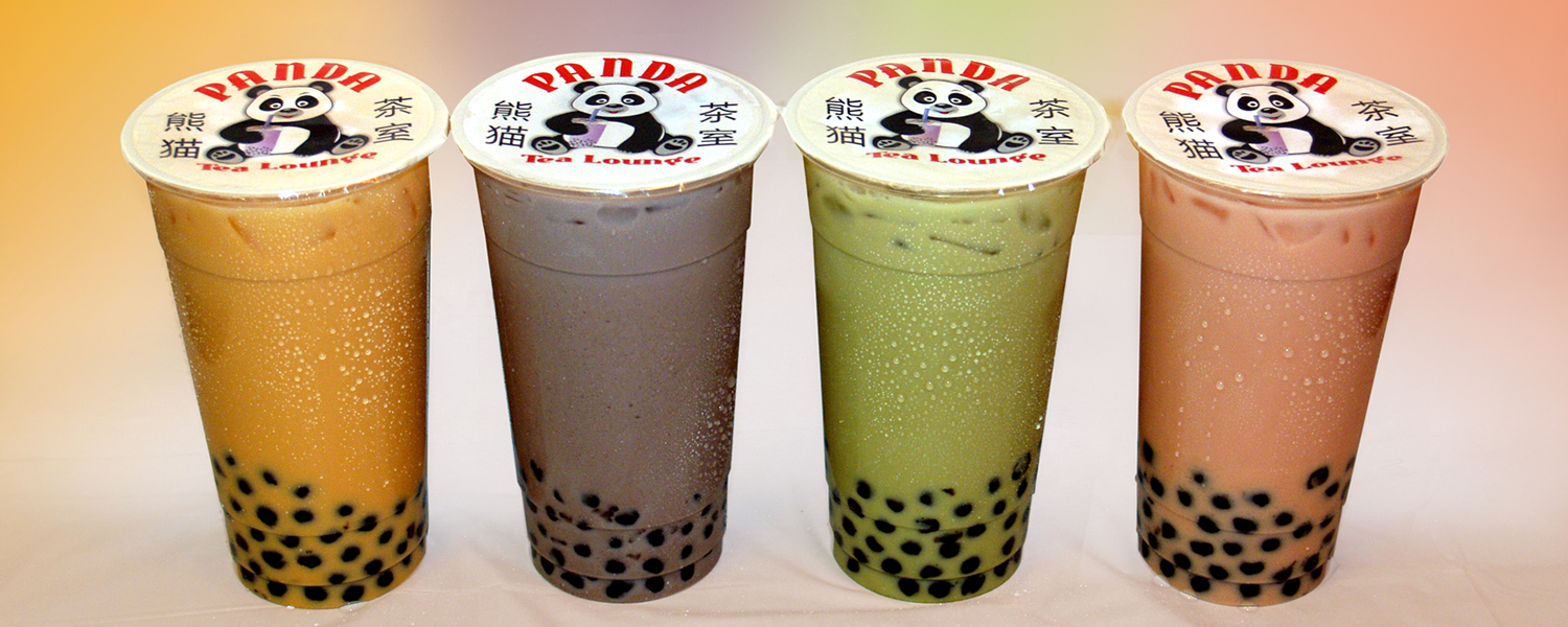 Panda Bubble Tea